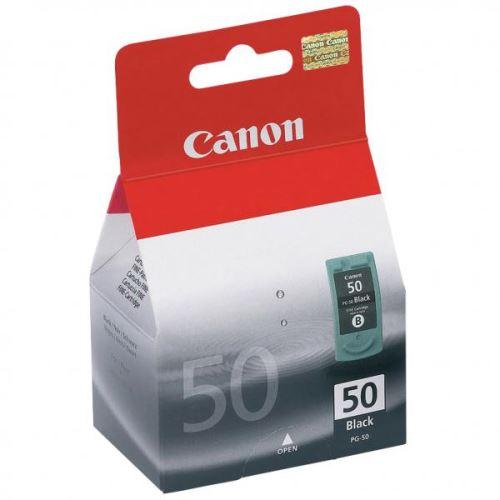 Canon PG-50 Black originální inkoust černý