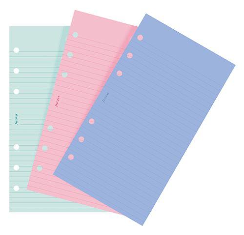 Filofax náplň do diáře formát A6 linkovaný papír