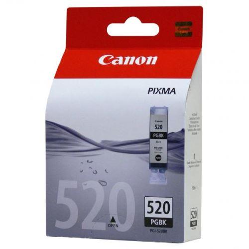 Canon PGI-520BKK Black originální inkoust černý