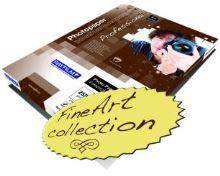 Rayfilm R0262 matný fotopapír FineArt Cotton A4 190g 50 listů