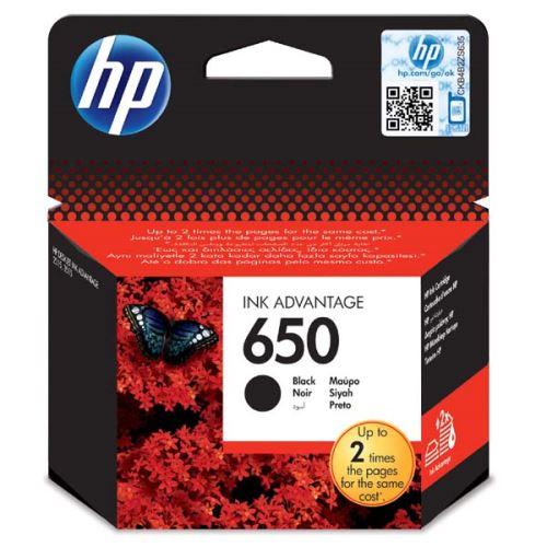 Originál barva HP CZ101AE No.650 Black černá
