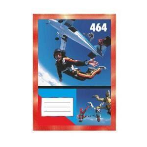 Sešit A4 464 linkovaný 60 stran