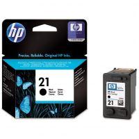 HP C9351A No.21 Black originální inkoustová náplň černá 150s