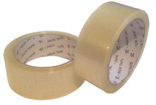 Lepící páska 36mm x 66m čirá balící