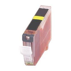 Canon CLI-8Y Yellow S ČIPEM kompatibilní inkoustová náplň žlutá