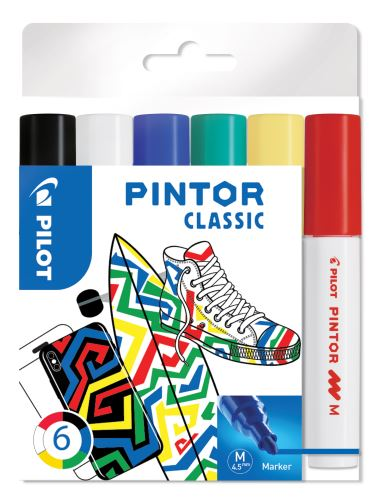 Pilot Pintor Medium sada Classic