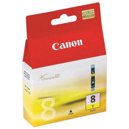 Canon CLI-8Y Yellow originální inkoustová náplň žlutá