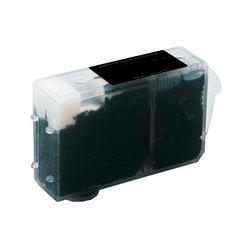 Canon BCI-3eBk Black kompatibilní náplň černá