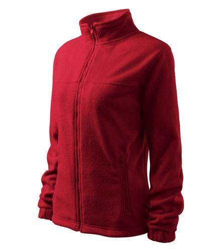 Mikina dámská fleece Jacket 280 fleecová marlboro červená M