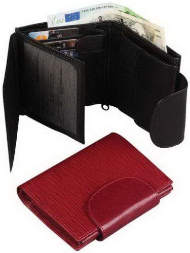 ADK peněženka RONDO černá