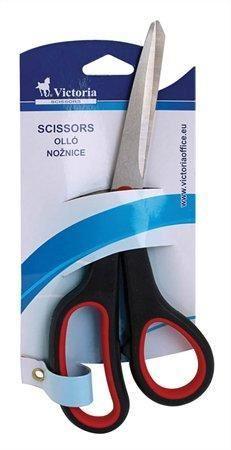 Nůžky 21cm Victoria černé
