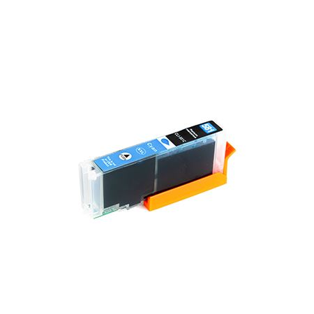 Canon CLI-581C XXL modrá kompatibilní náplň