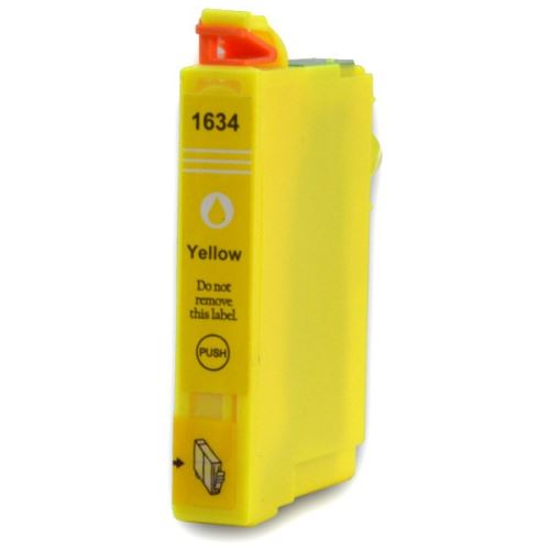 Epson T1634 Yellow kompatibilní náplň žlutá