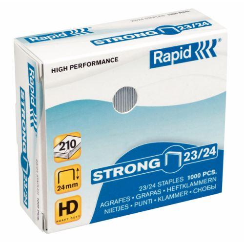 Drátky do sešívačky Rapid Strong 23/24 1000ks