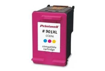 HP CC656 No.901 Color kompatibilní náplň barevná
