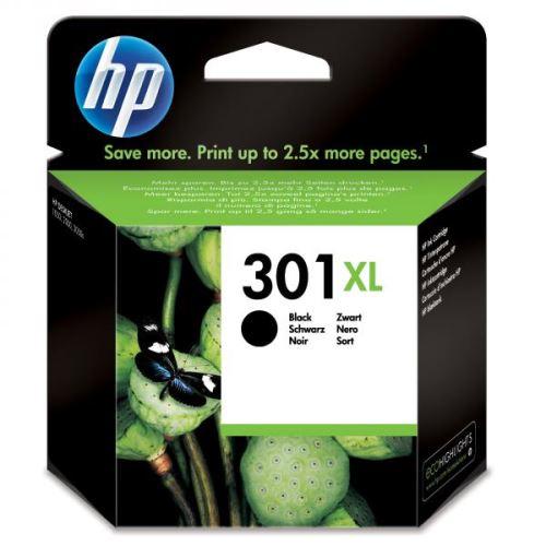 Originál barva HP CH563E No.301XL Black černá