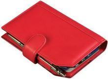 ADK diář ALLEGRO A7 červený plánovací systém