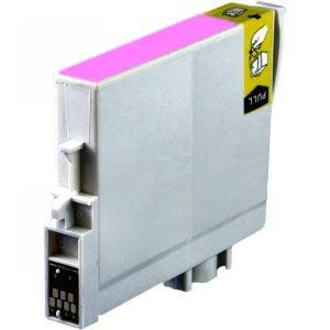 Epson T0806 Light Magenta kompatibilní náplň