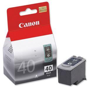 Canon PG-40 černá originální inkoustová náplň