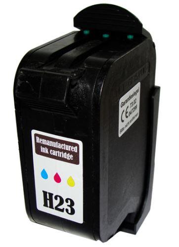 HP C1823D No.23 Color kompatibilní náplň barevná