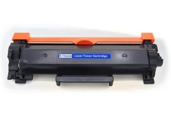 Brother TN-2421 kompatibilní toner TN2421 bez čipu