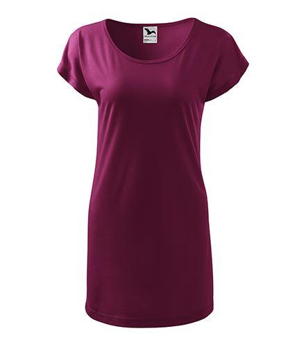 MALFINI Love Tričko/šaty dámské