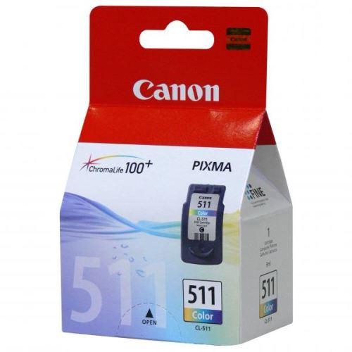 Canon CL-511 Color originání inkoust barevný