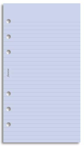 Filofax náplň do diáře formát A6 papír linkovaný levandulový