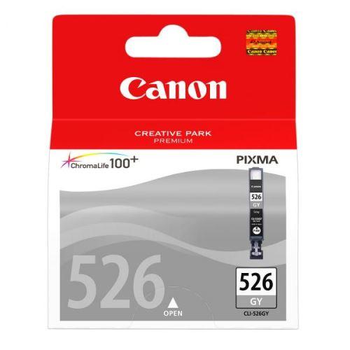 Canon CLI-526GY Grey originální inkoust šedý