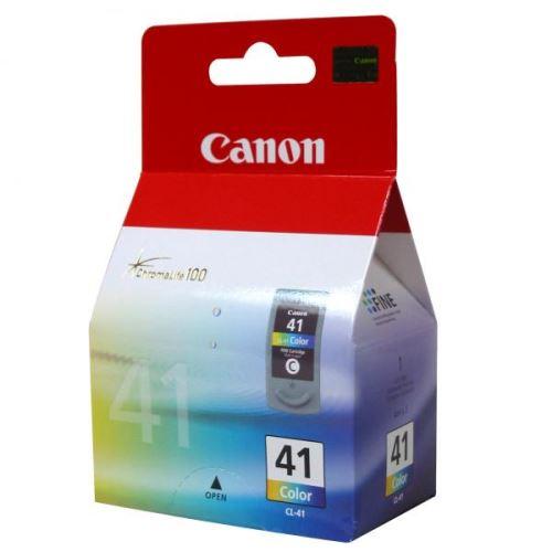 Canon CL-41 Color originální inkoust barevný