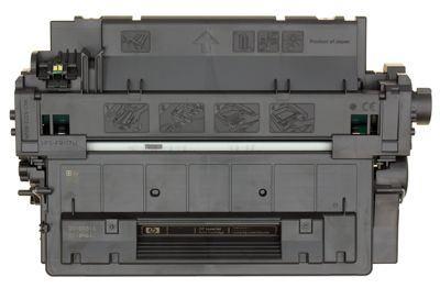 HP CE255X Black kompatibilní toner černý