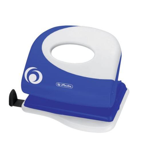 Herlitz děrovačka modrá 25 listů 50002498