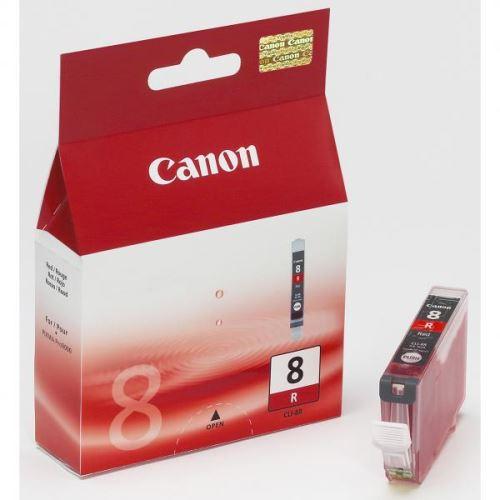 Canon CLI-8R Red originální inkoust červený