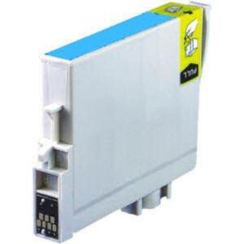 Epson T0795 Light Cyan kompatibilní inkoustová náplň světle modrá