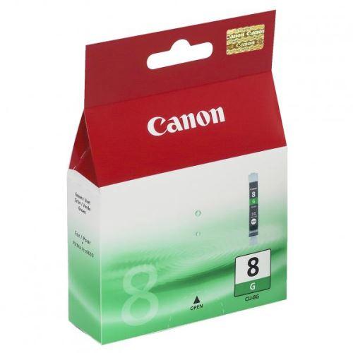 Canon CLI-8G originální inkoust zelený