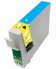 Epson T0712 Cyan kompatibilní inkoust modrý
