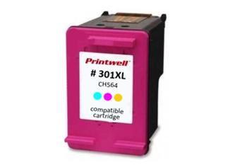 HP CH564EE No.301XL Color kompatibilní náplň barevná