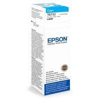 Epson T6732 Cyan modrý originální inkoust