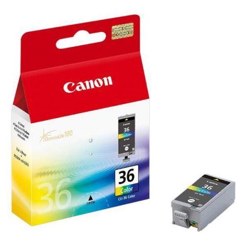 Canon CLI-36 Color originální inkoust barevný