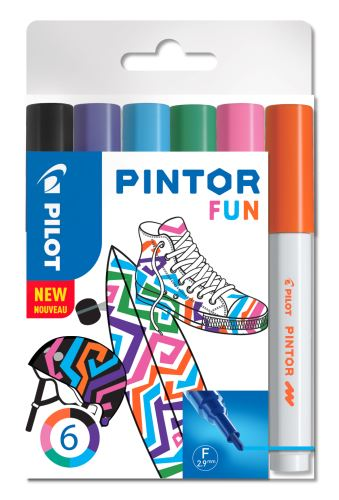 Pilot Pintor Fine sada Fun