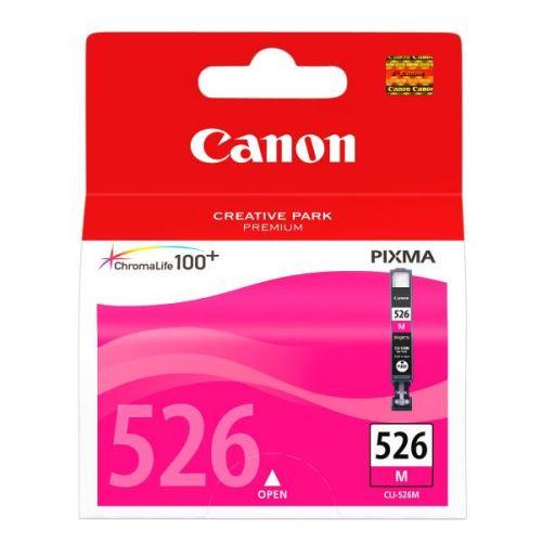 Canon CLI-526M Magenta originální inkoust červený