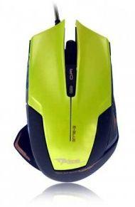 Myš E-BLUE Mazer Type R zelená optická gaming