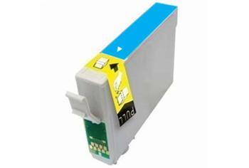Epson T1282 Cyan kompatibilní náplň modrá