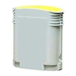 HP C4913A No.82 Yellow kompatibilní náplň žlutá