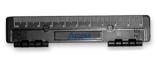 Filofax náplň do diáře formát A7 plastový děrovač