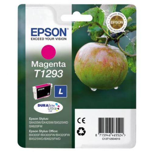 Epson T1293 Magenta originální inkoust červený