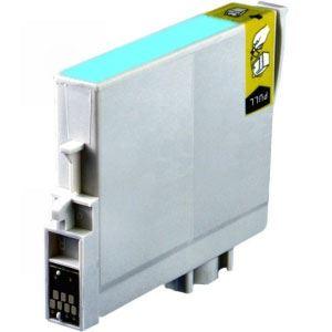 Epson T0805 Light Cyan kompatibilní náplň