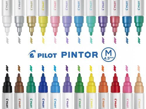 Pilot Pintor Medium