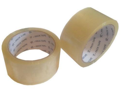 Lepící páska 48mm x 66m čirá balící