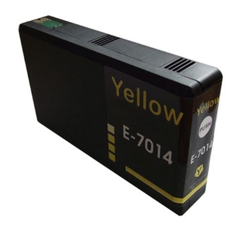 Epson T7014 yellow kompatibilní